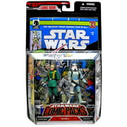 Star Wars Comic Packs 2006 Grand Moff Tarkin & Stormtrooper Action Figure 2-Pack
