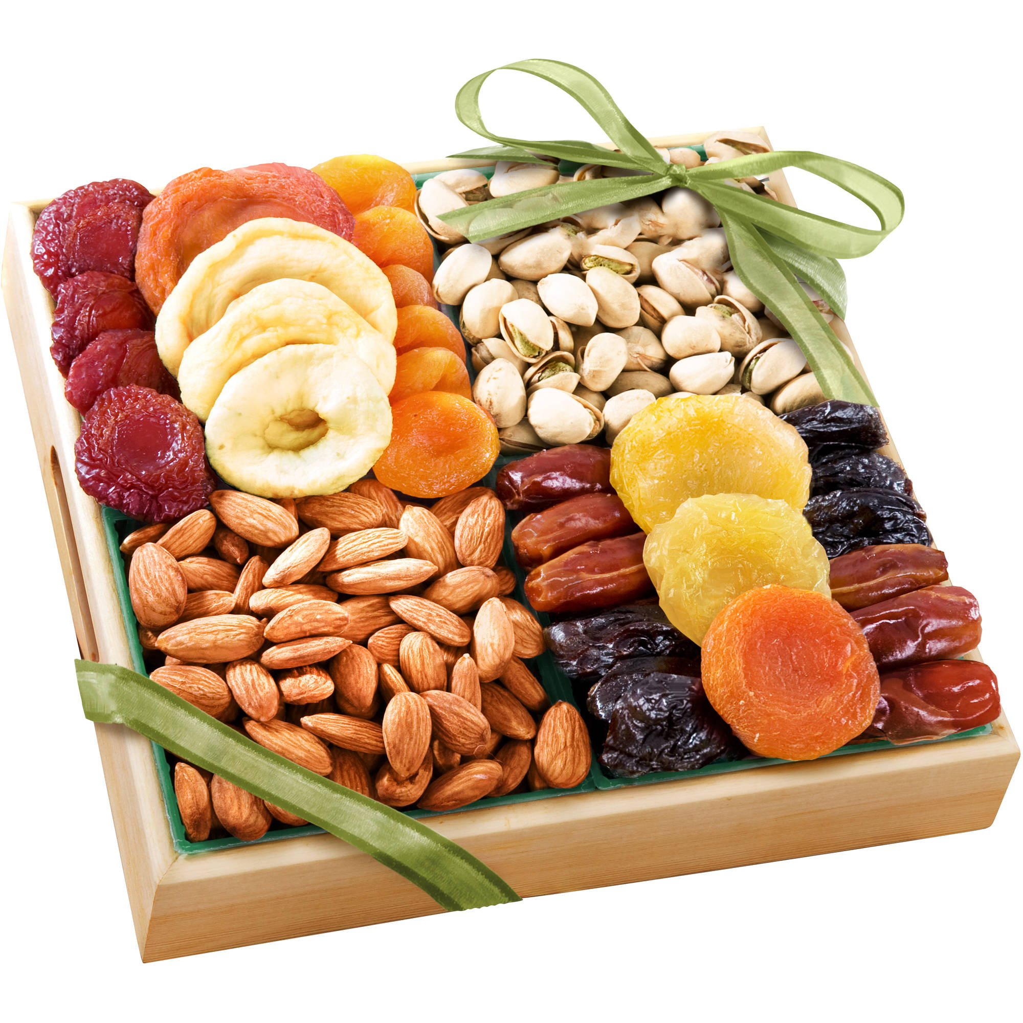 Golden State Fruits Pacific Coast Classic Dried Fruit and Nut Gift Set