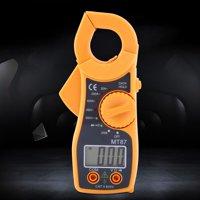 Digital Clamp Multimeter AC DC Voltmeter Ammeter Ohmmeter Volt Tester LCD Meter, Ohmmeter, Ammeter