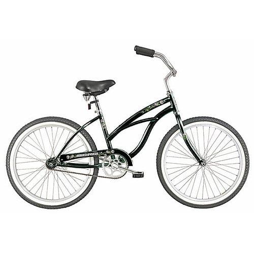 "26"" Micargi Pantera Women's Beach Cruiser Bike, Black"
