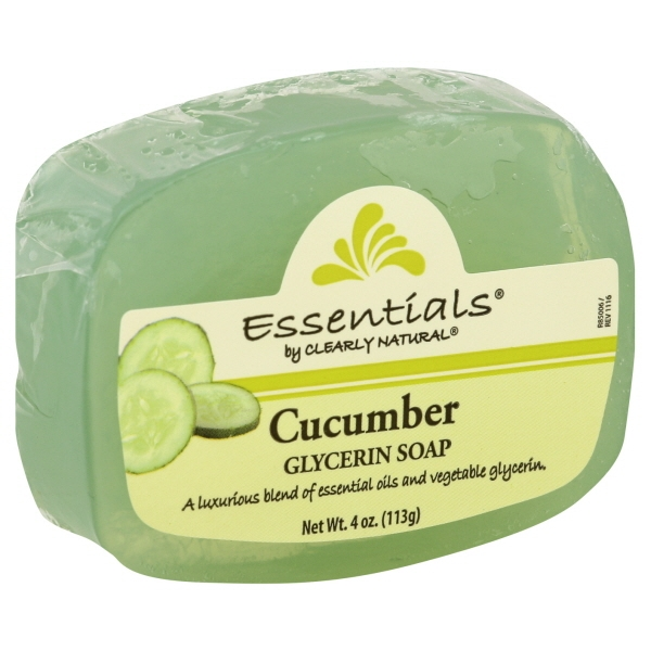 Beaumont Products Clearly Natural Essentials Soap, 4 oz