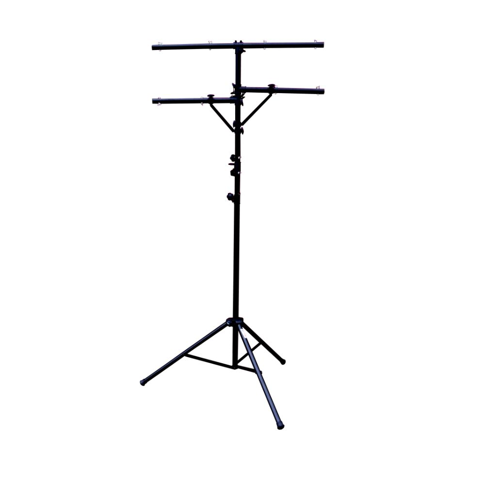 Lighting Stand T-Bar & (2) Side Bars, 12Ft Height by