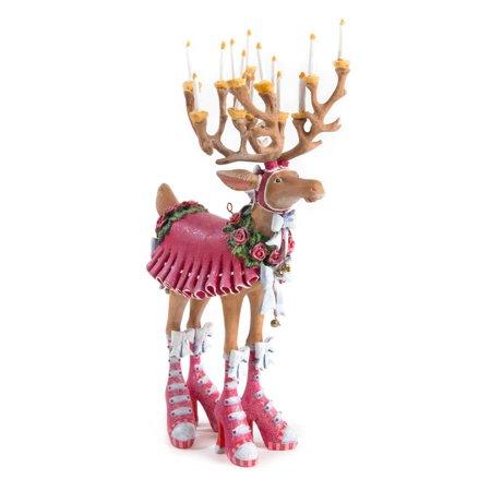 Patience Brewster  Dash Away Donna Reindeer Figure