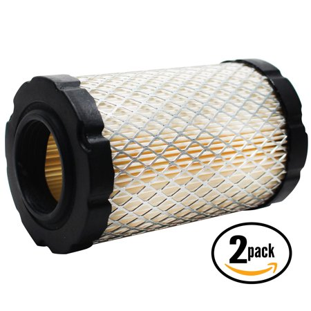 2-Pack Replacement John Deere MIU13963 Air Filter Cartridge - Compatible John Deere 594201 Filter