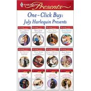 One-Click Buy: July Harlequin Presents - eBook