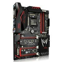 ASRock ATX DDR4 Motherboards Z170 GAMING K6+