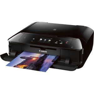 Canon PIXMA MG7720 Inkjet Multifunction Printer - Color - Photo/Disc Print - Desktop - Copier/Printer/Scanner - 21 Second Photo - 9600 x 2400 dpi Print - 1 x Output Cassette 125 Sheet, 1 x Output