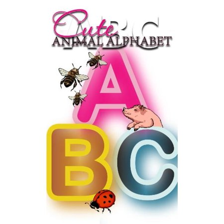 ABC: Cute Animal Alphabet - Spring Mother's Day Gift Idea - eBook - Spring Mantel Decorating Ideas