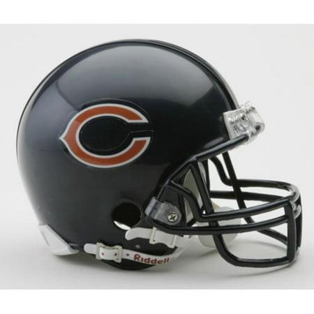 Chi Bears - NFL Chicago Bears Mini Replica Helmet, Item 1ZMH-Chi by Riddell in category NFL > Chicago Bears By Riddell
