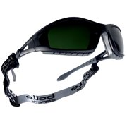 BOLLE SAFETY Welding Safety Glasses,Shade 5.0 40089