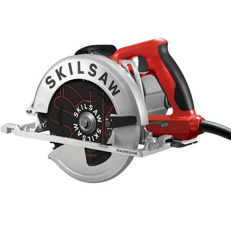 SKILSAW Spt67M8-01 7-1/4-Inch Magnesium Left Blade Sidewinder Circular Saw