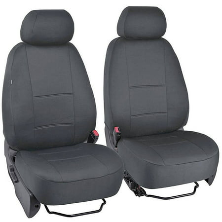 - BDK Custom Fit Seat Covers for Chevy Silverado 2009-2013, Exact Custom Fit Covers, Black Charcoal