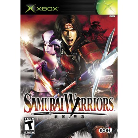 Samurai Warriors - Xbox](Samurai Worrior)