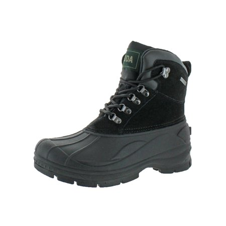 Fuda Mens Pac Thinsulate Cushioned Snow (Gram Thinsulate Insulated Boots)