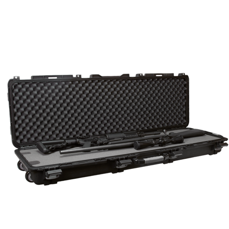 GUN GUARD FIELD LOCKER DBL LONG CASE