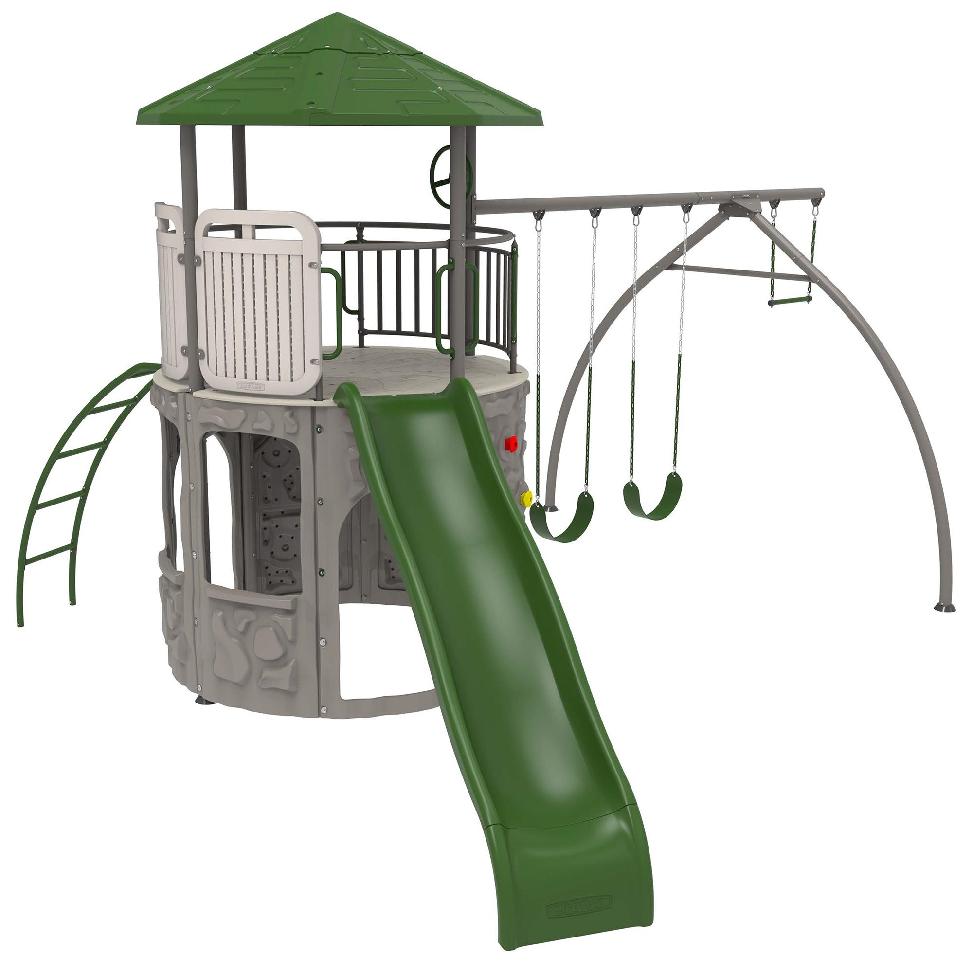 Lifetime Adventure Tower (Earthtone), 290633