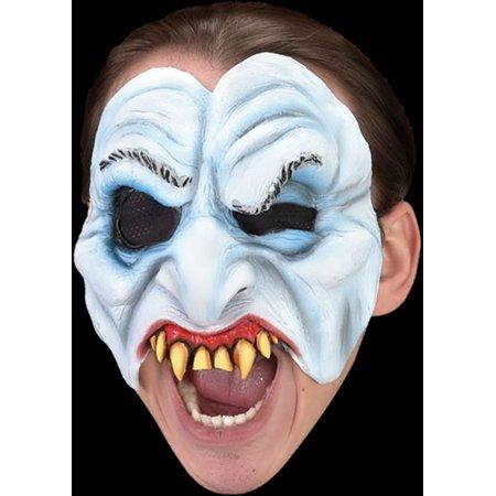 Morbid Scary Mutant Dracula Vampire Halloween Costume Mask Adult