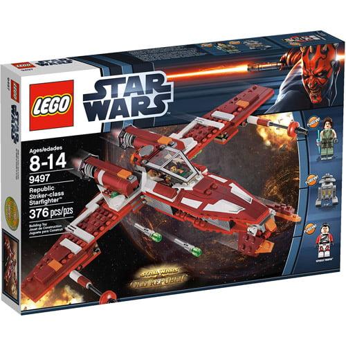 LEGO Star Wars Republic Striker-class Starfighter Play Set ...