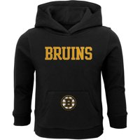 Product Image Toddler Black Boston Bruins Team Logo Pullover Hoodie c4b72aa6b