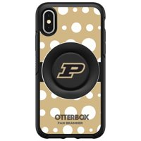 Purdue Boilermakers OtterBox Otter+Pop PopSocket Symmetry iPhone Case