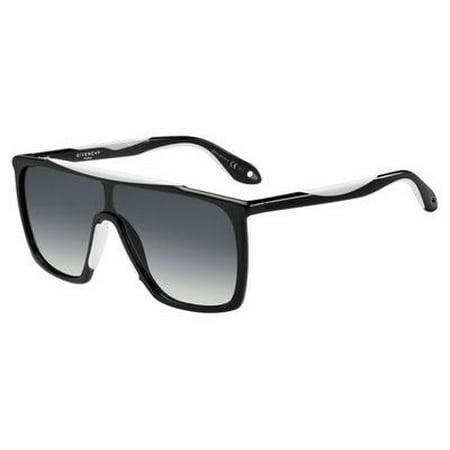 Givenchy GV7040/S TEM LN Black White Aviator