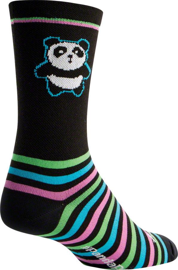 Black LG//XL SockGuy Wool Tall Black Sock