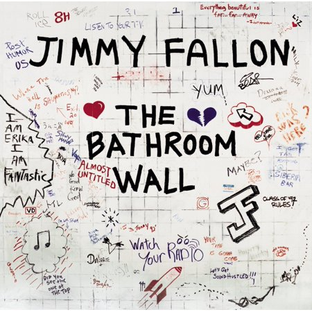 Bathroom Wall, By Jimmy Fallon Format Audio CD from USA