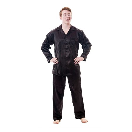 Up2date Fashion's Men's Satin Pajamas