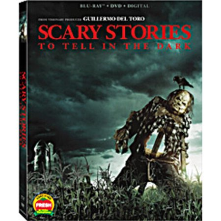 Scary Stories to Tell in the Dark (Blu-ray + DVD + Digital (Scary Stories To Tell In The Dark)