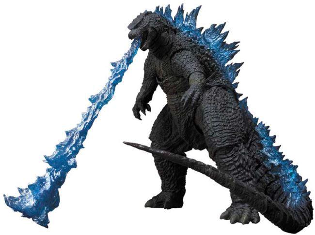 Godzilla 2014 S.H. Monsterarts Godzilla 2014 Action Figure [Spitfire Version] by Bandai