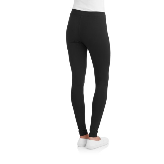 e1d3365867eb66 Faded Glory - Women's Essential Legging, 2-Pack - Walmart.com