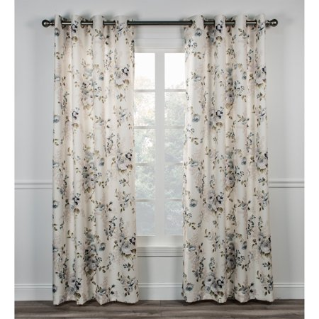 Ellis Curtain Chatsworth Lined Grommet Curtain Panel