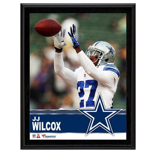 NFL - JJ Wilcox Dallas Cowboys Sublimated 10x13 Plaque