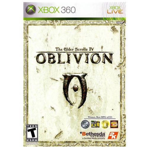 Oblivion:The Elder Scrolls IV (Xbox 360) - Pre-Owned