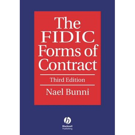 The FIDIC Forms of Contract - eBook