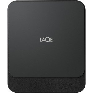 Slate Type (LaCie STHK500800 500 GB Solid State Drive External Portable USB 3.1 Type C)