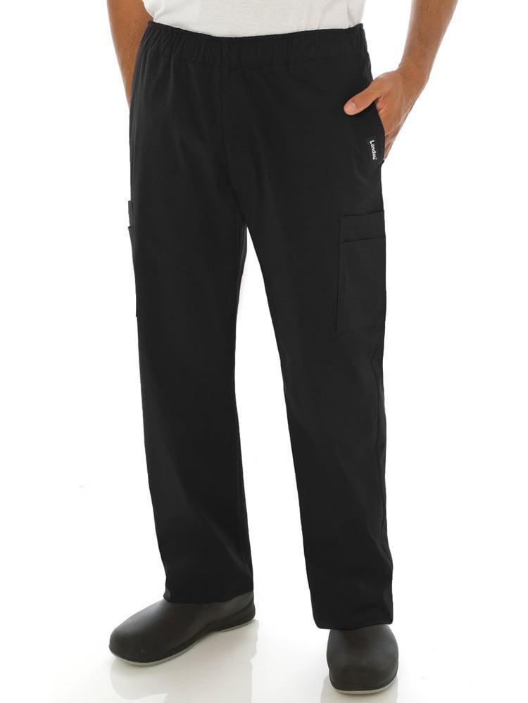 Landau Men's Stretch Contemporary Fit Cargo Pant