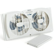 Best Window Fans - Holmes Twin Window Fan White New Review