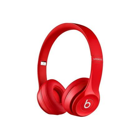 Refurbished Beats Solo 2 Wireless On-Ear Headphone -