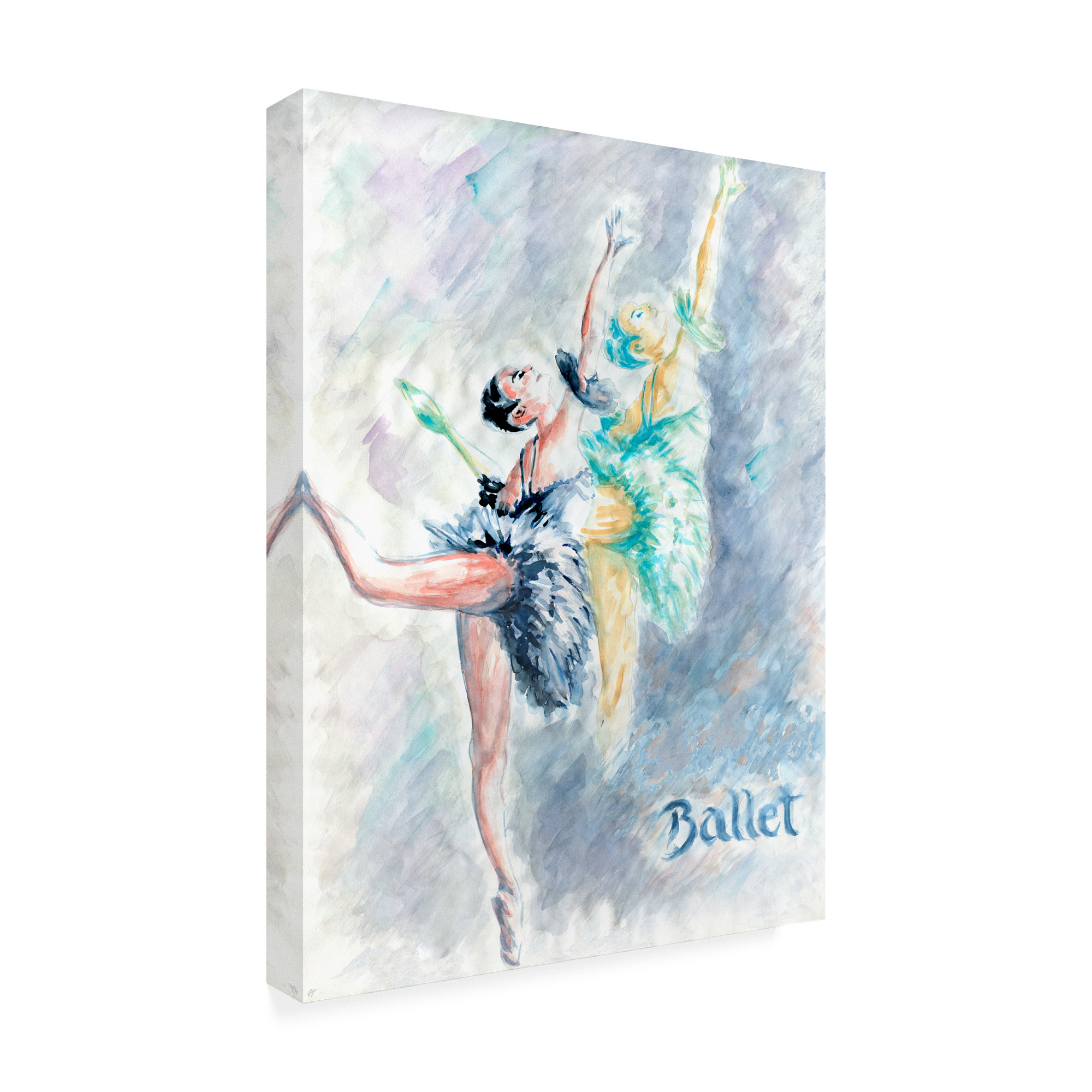 Ballerina Notebook /& Pencil Matching Set  New Ballet Gifts Dance Merchandise