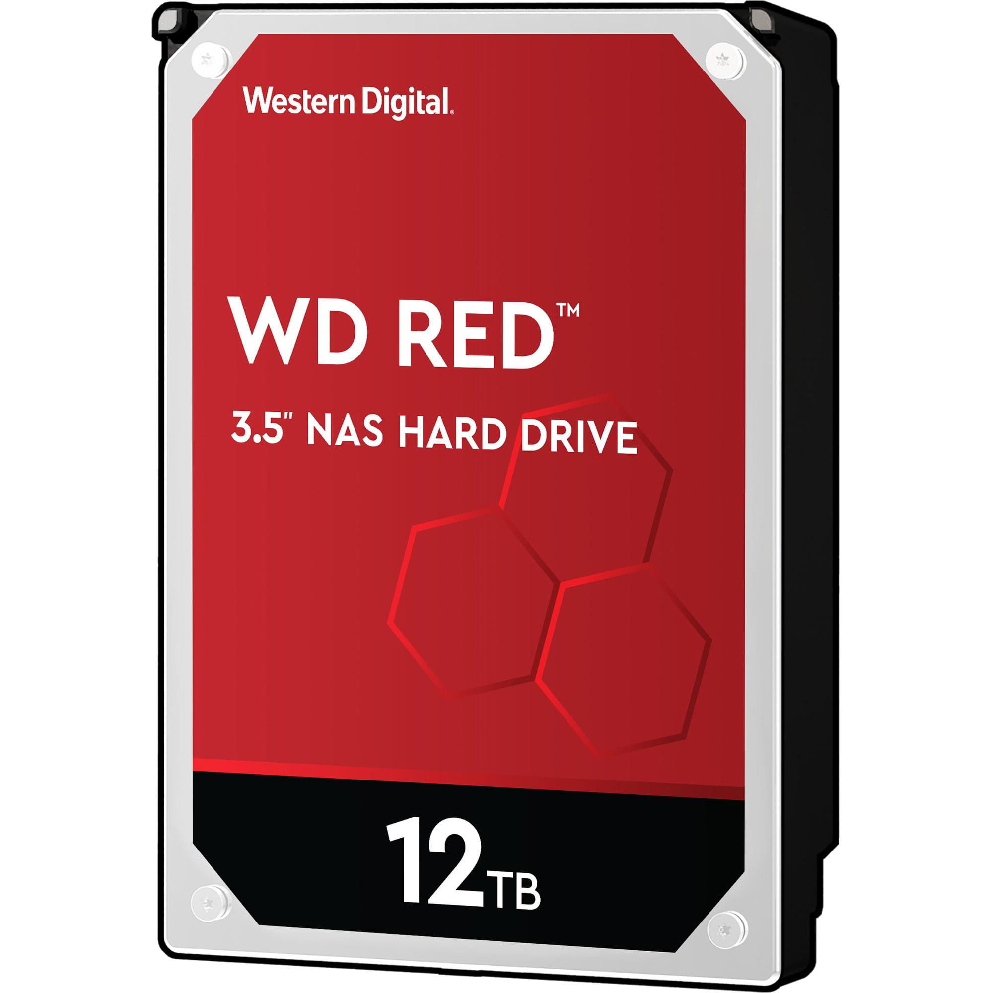 Wd Red 12tb Nas Hard Drive Walmart Com Walmart Com
