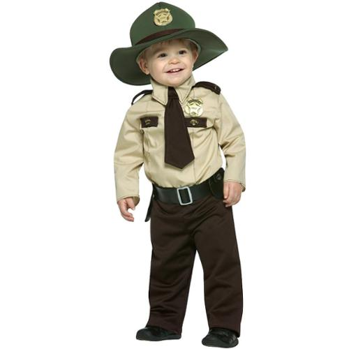 Future Trooper Costume Toddler 18-24 Months