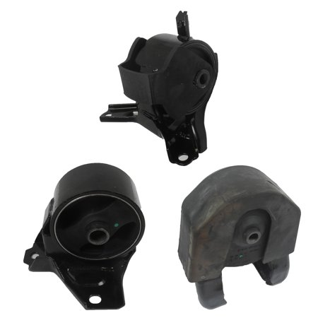 For 06-10 Hyundai Sonata 3.3L 7162 7168 7171 3PCS Set Engine Motor and Transmission Mount 06 07 08 09