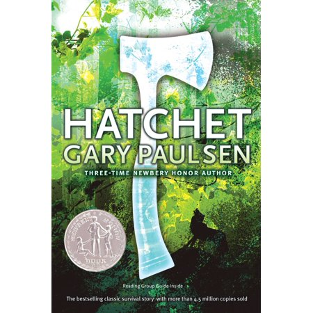 Hatchet (Reissue) (Paperback) - Happy Halloween Hatchet Man