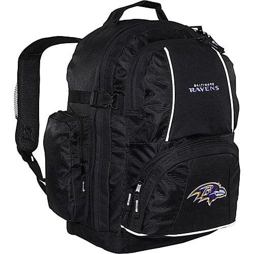 Concept One Baltimore Ravens Trooper Backpack