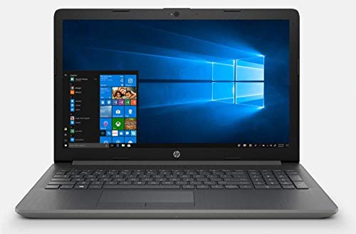 "2019 HP 15.6"" HD WLED-backlit Touchscreen Laptop"
