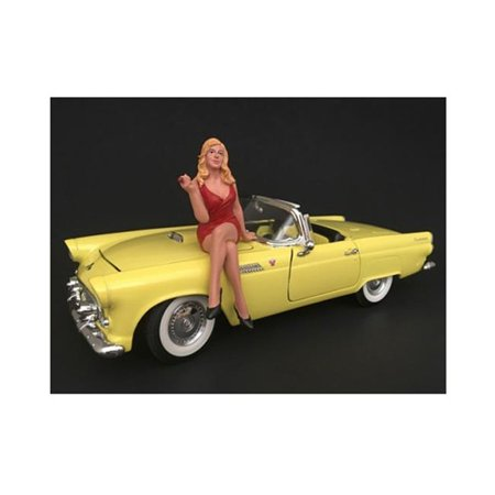 70s Style Figure IV for 1 isto 18 Model Car - image 1 of 1