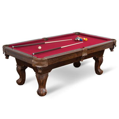 Clic Sport 87-inch. (7ft. 3 in.) Brighton Billiard Table ... on dallas farmhouse plans, dollhouse books, dollhouse modern, house farmhouse plans, dollhouse bed, dollhouse farmhouse kits, greek farmhouse plans,