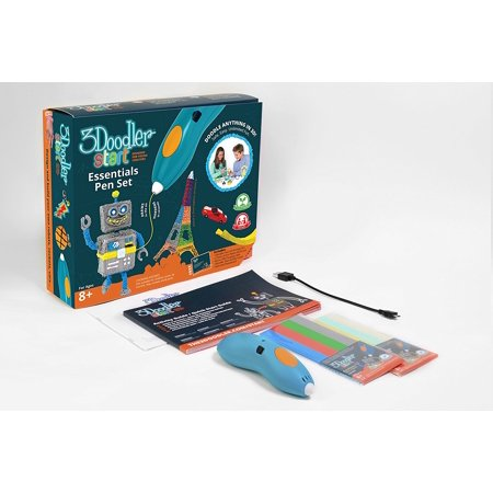 3Doodler Start Essentials 3D Printing Pen Set for Kids