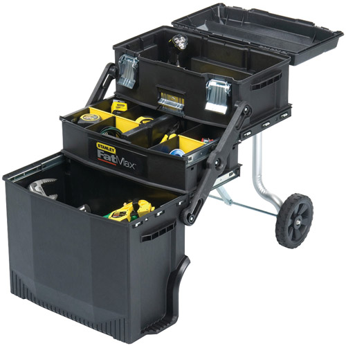 Stanley Fatmax 4-In-1 Mobile Work Station, 020800R by Stanley